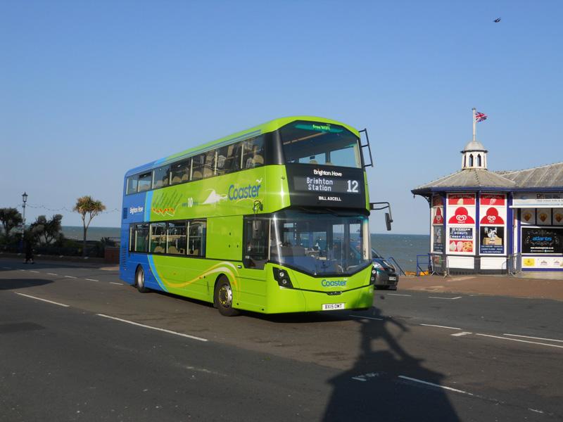 Buses | Coaster and X5 | Photos